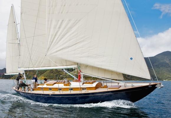 Classic Yacht Charter, Theodora