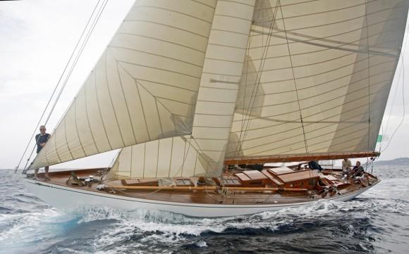 Classic Yacht Charter, Irina VII