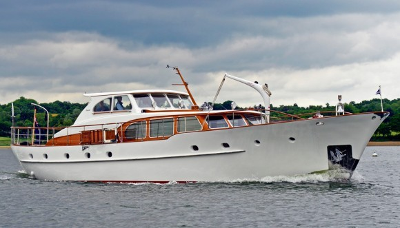 Classic Yacht Charter, Tiky