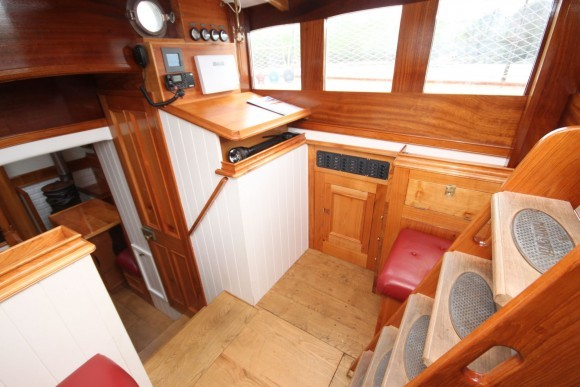 Bonaventure of Salcombe for Charter