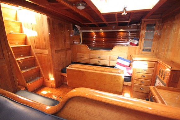 Manitou for Charter