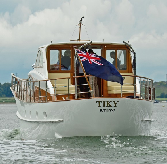 Tiky for Charter