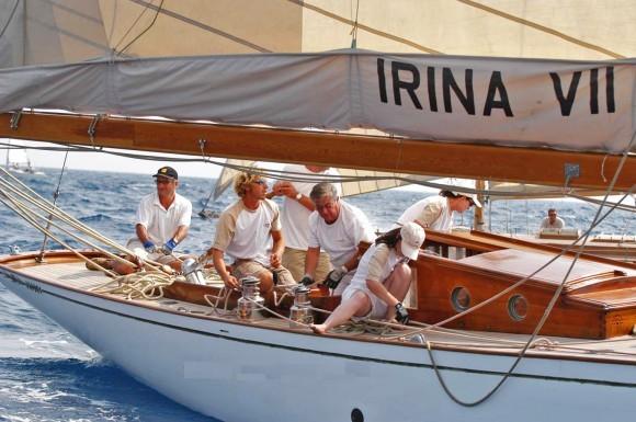Irina VII for Charter