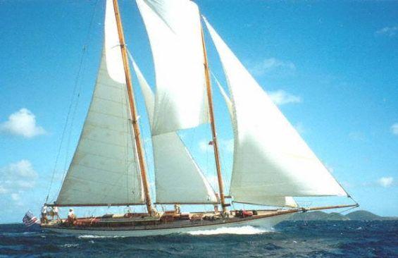 Classic Yacht Charter, VIXEN II